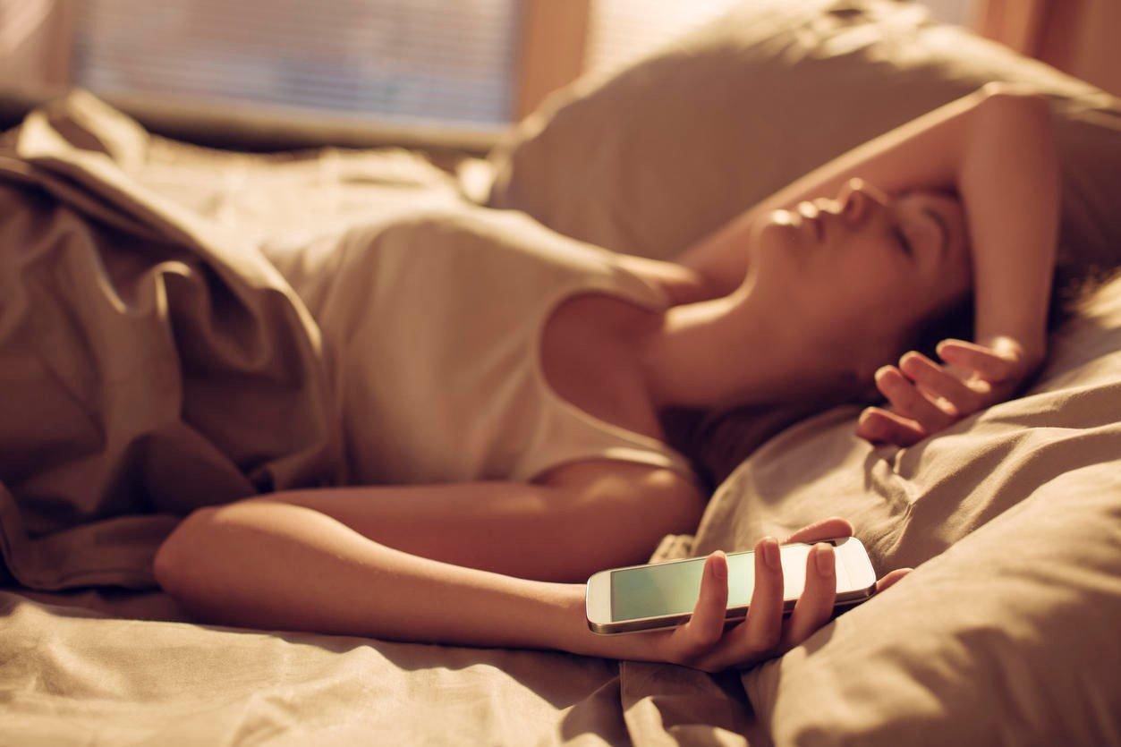 Hvor mye dyp søvn skal man ha