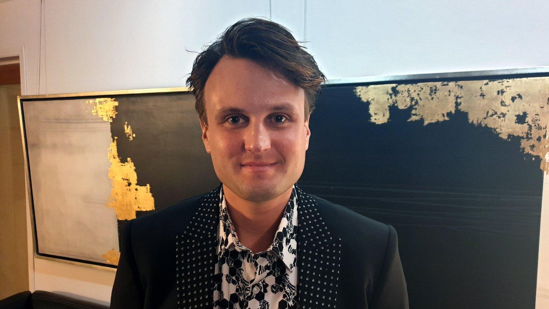 I USA: Kevin Vågenes har vært i USA i over en måned. Snart står mer «Parterapi» for tur.