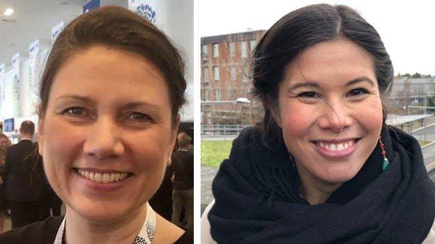 Leder av Oslo Høyre, Heidi Nordby Lunde, er ikke overrasket over at folk lar seg begeistre av MDG og miljøbyråd Lan Marie Nguyen Berg.