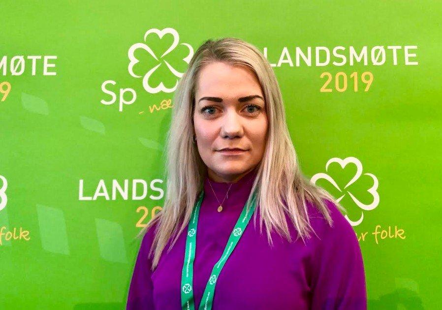 Stortingsrepresentant Sandra Borch fra Tromsø kan glede seg over at partiet der får 22 prosent på målingene.