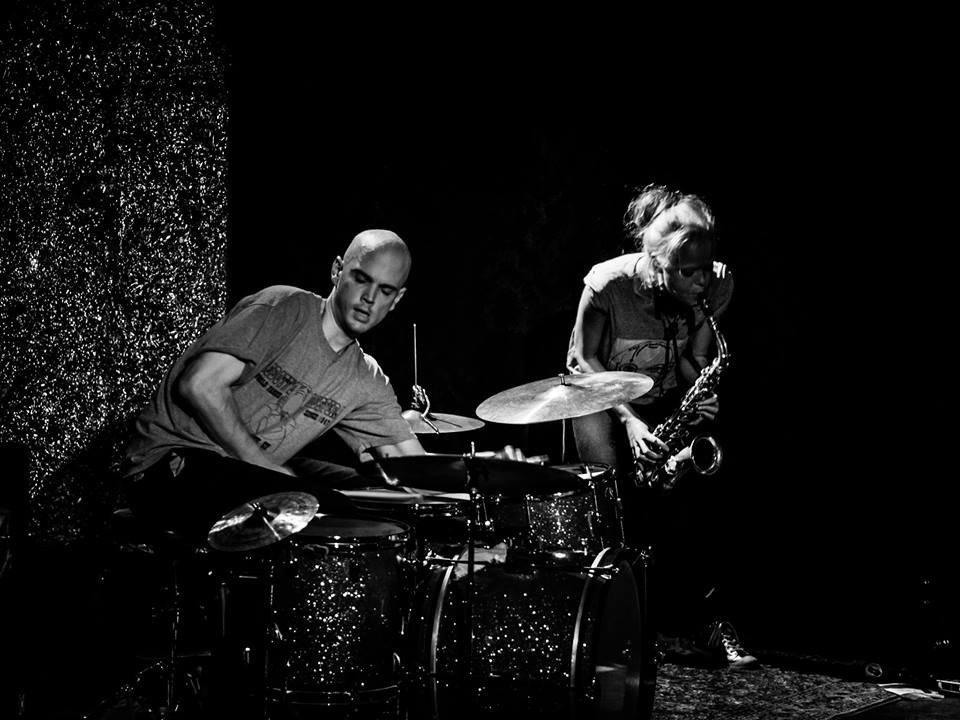 Chris Corsano og Mette Rasmussen har mye originalt på hjertet.
