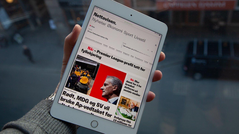 Ved første øyekast er det ikke lett å se, men iPad Mini i 5. generasjon har blitt en vesentlig forbedring.