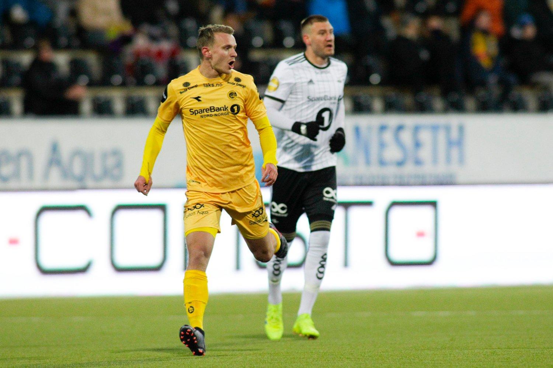 064a6e73e Fotball , Sport | Bodø/Glimt forlenger med midtstopper