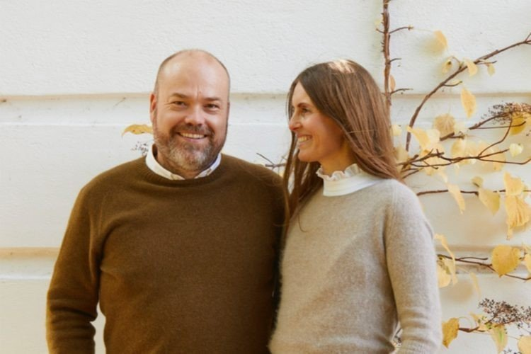 TERROREN PÅ SRI LANKA: Anders Holch Povlsen og hans kone Anne Holch Povlsen mistet tre av sine fire barn i terrorangrepene i Sri Lanka.