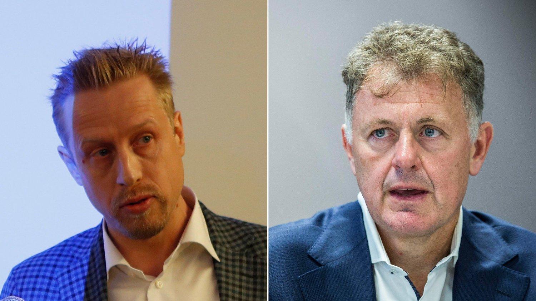 ORDKRIG: Redaktør i Faktisk.no Kristoffer Egeberg var i et tøft ordskifte med sjefredaktør Gunnar Stavrum i Nettavisen etter anklager om sensur. Nå legger Faktisk.no-styret om praksisen.
