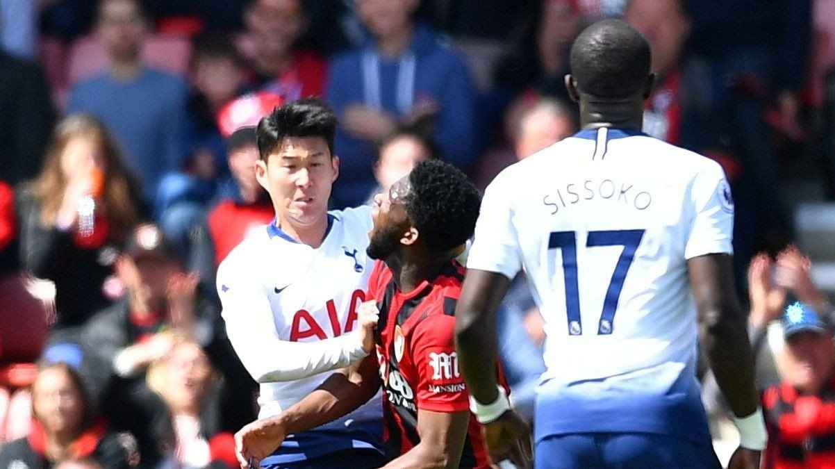 d919e7ef Premier League , Tottenham | Son og Foyth utvist da Tottenham tapte ...