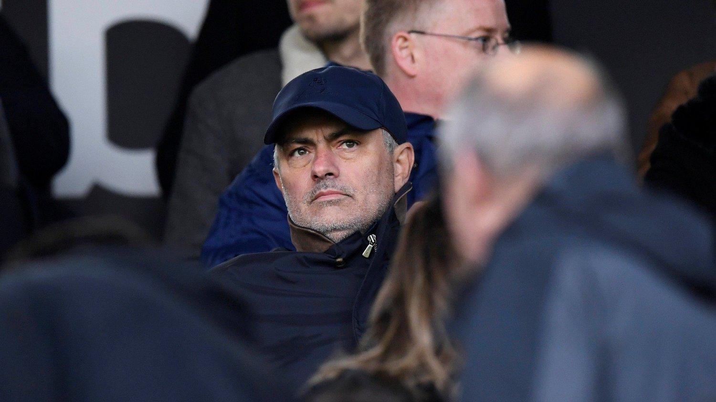 CELTIC?: José Mourinho skal være tilbudt managerjobben i Celtic.