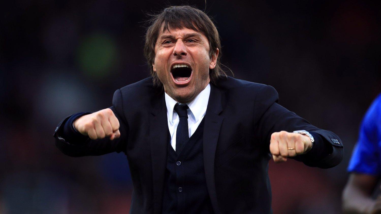 NÆRMER SEG RETUR: Antonio Conte nærmer seg kontrakt med italienske Inter, melder Sky Italia.