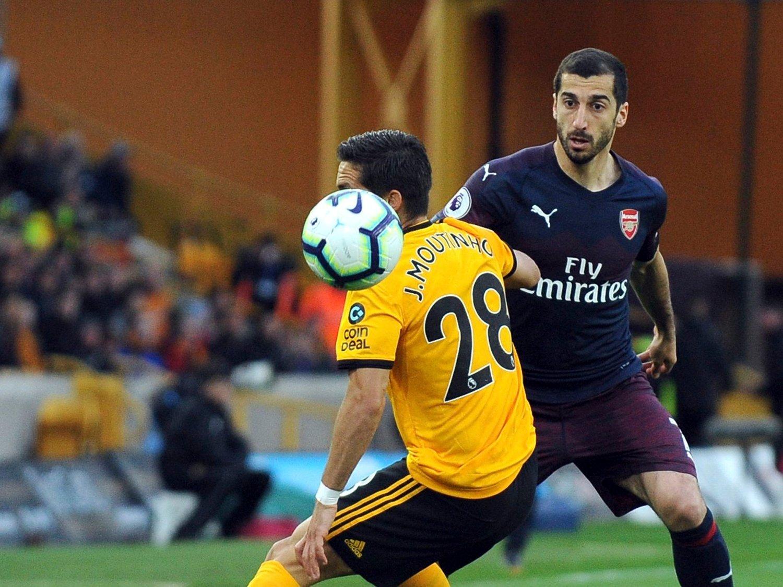 UTRYGT: Arsenal bekymrer seg for Henrikh Mkhitaryans deltakelse i finalen i Baku.