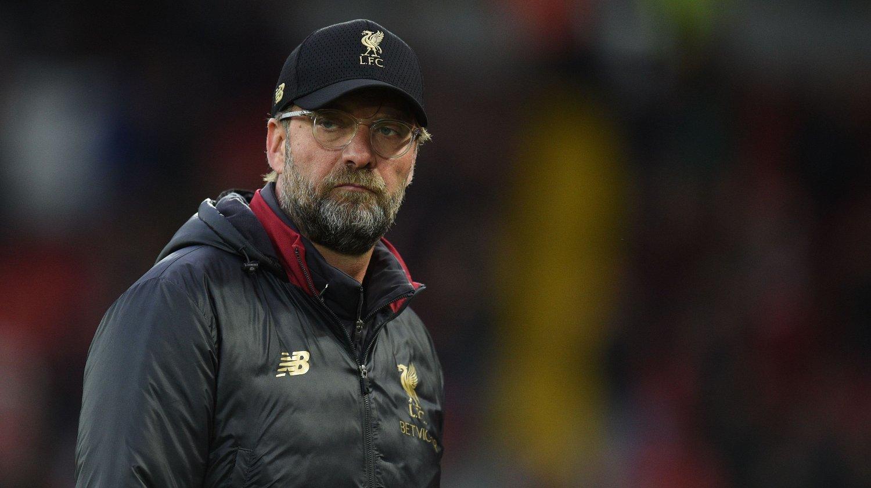 KRITISK: Jürgen Klopp er kritisk til at Europa League-finalen spilles i Baku. Det får en topp i fotballforbundet i Aserbajdsjan til å reagere.