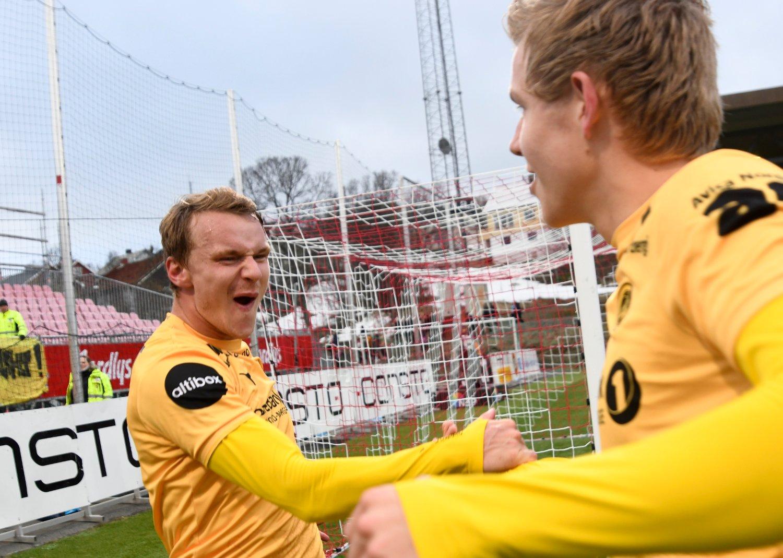 3d8816957 Fotball , Nasjonal toppliga | Bodø/Glimt avgjorde «slaget om Nord ...
