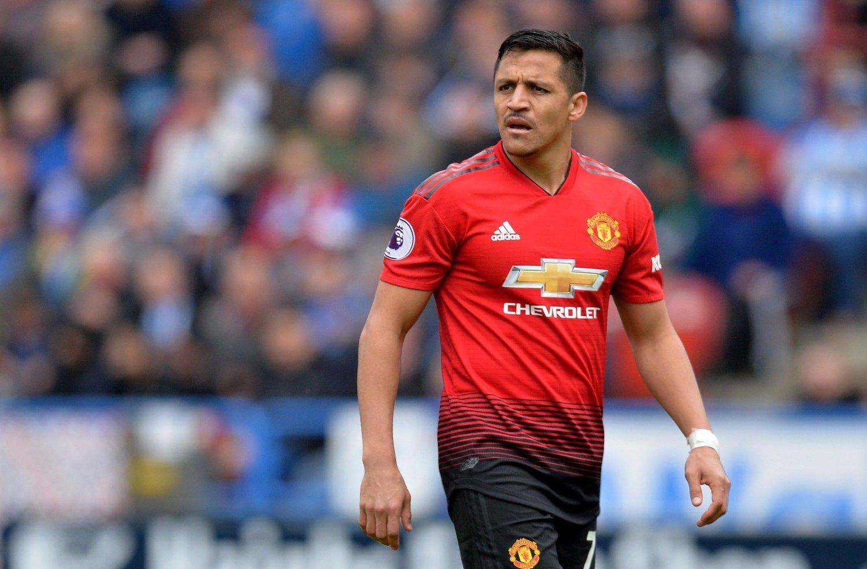 KLUBBSKIFTE? Alexis Sanchez har ikke fått det til å stemme i Manchester United.
