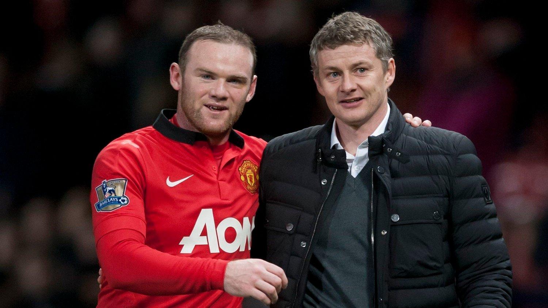 LAGKAMERATER Wayne Rooney har spilt sammen med Ole Gunnar Solskjær i Manchester United.