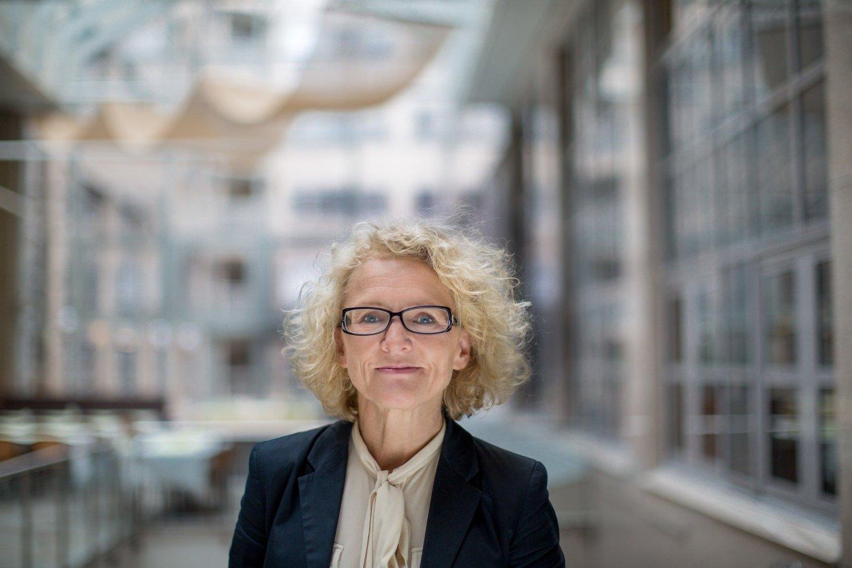 Direktør Mari Trommald i Bufdir sier rapporten er viktig for å vise norske holdninger.
