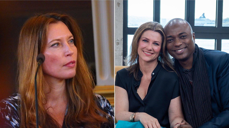 JUSPROFESSOR: Benedikte Moltumyr Høgberg mener Märtha Louise og sjaman Durek er et helt alminnelig par, og synes pressen har forfulgt paret.
