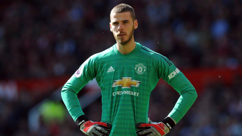 FERDIG?: David de Gea skal ikke ønske å forlenge kontrakten sin med Manchester United.