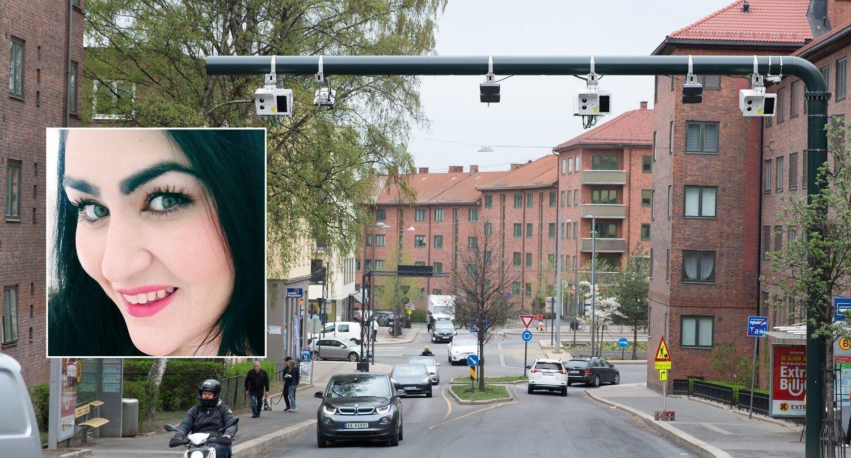 FIREBARNSMOR: Nayab Tahir er 31 år og har fire barn. For å rekke barnehagen er hun avhengig av bil. Da hun spurte Oslo kommune om råd, fikk hun beskjed om å endre vanene sine.