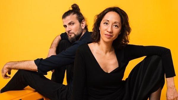 Vincent Peirani og Séréna Fisseau har funnet hverandre på alle mulige vis.