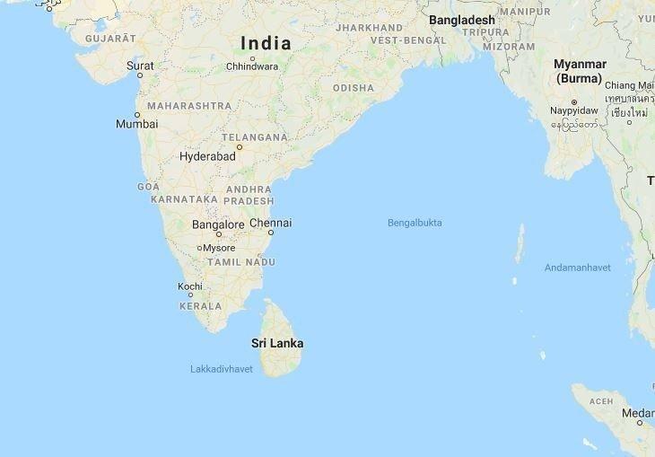 FUNNET DØD:En norsk statsborger er funnet død på Sri Lanka, det bekrefter Utenriksdepartementet (UD) overfor Nettavisen.