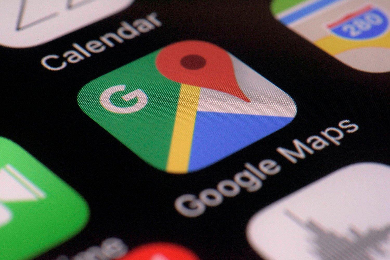 GOOGLE PÅ TAXITUR: Den nye funksjonen i Google Maps vil være spesielt nyttig om du ofte tar taxi på ukjente steder.