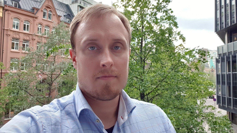 Joni M. Jestilä.
