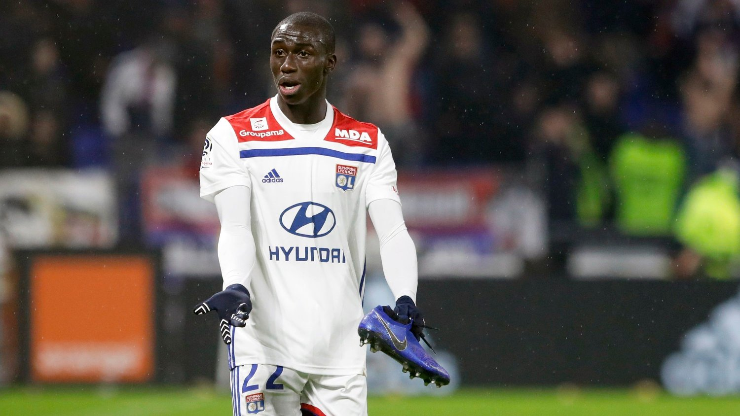 HAR SIGNERT: Ferland Mendy er klar for Real Madrid.