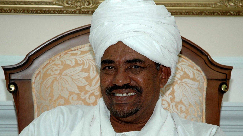 Madaxweynihii hore ee Sudan Omar al-Bashir oo loo haysto dacwo musuqmaasuq. Foto: Bibiana D. Piene / NTB scanpix Foto: (NTB scanpix)