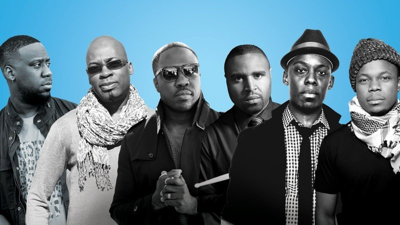 Blue Note All-Stars er et stjernelag av yngre afro-amerikanske musikanter.