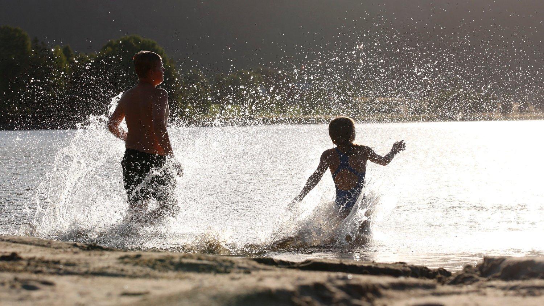 VARMT: Til helgen blir det strålende vær på Sør- og Østlandet.
