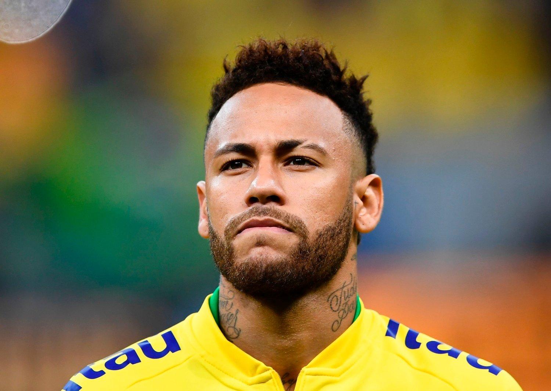 PÅ VEI BORT? Det spekuleres i at Neymar kan komme til å forlate PSG i sommer.