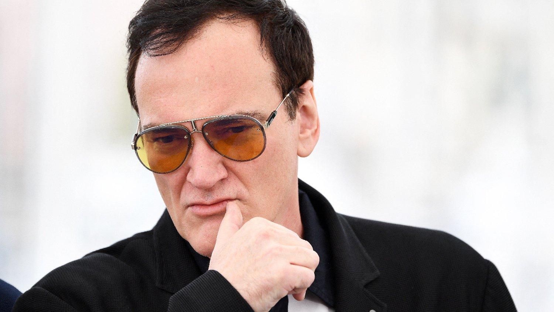 VIL LEGGE OPP: Den Oscar-vinnende filmregissøren Quentin Tarantino mener han ikke har mer å gi til filmbransjen. Nå vil han skrive bøker.