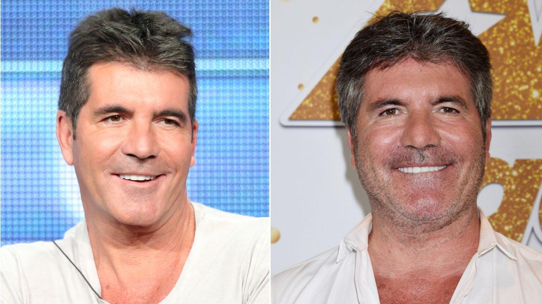 MISTET 10 KILO: Den amerikanske manageren og «America's Got Talent»-dommeren Simon Cowell avslører vektnedgang.