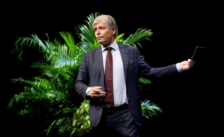 SUKSESS: Klima- og miljøminister Ola Elvestuen (V) mener at de norske milliardene til Amazonasfondet har vært en suksess.