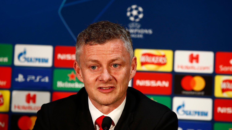 SKAL FORSTERKE STALLEN: Ole Gunnar Solskjær bekrefter at Manchester United er på utkikk etter spillere som kan forsterke stallen i sommer.