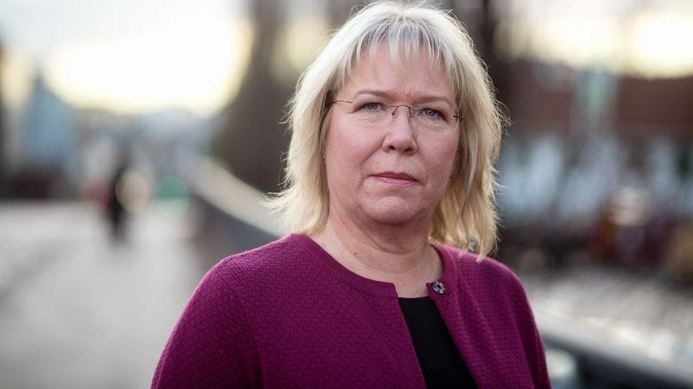 Bente Øverli, nesteleder forbrukertilsynet