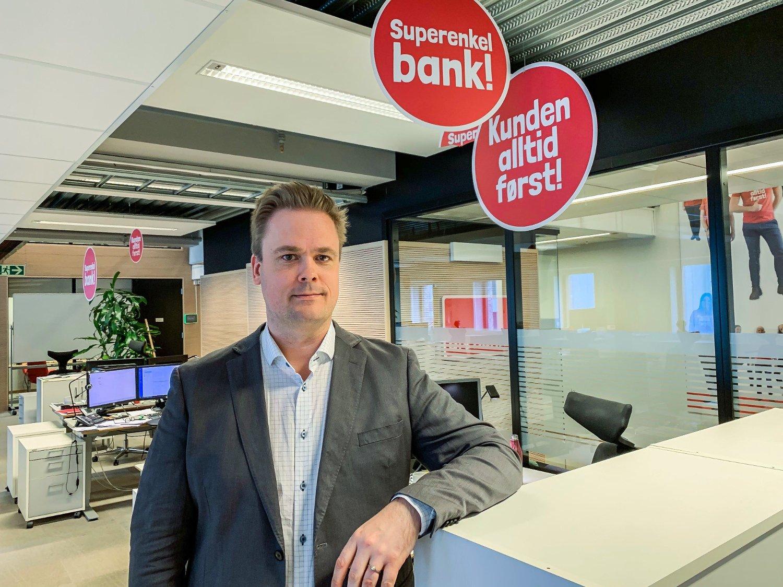 Endre Jo Reite i BN Bank mener bankene har en plikt overfor kundene til å opplyse om det lånet som passer best for dem