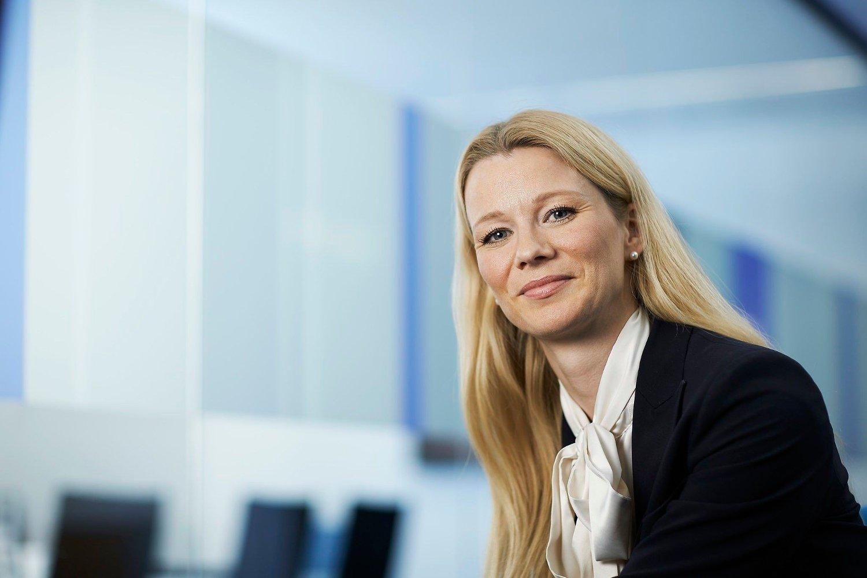 ADVARER IGJEN: Sjeføkonom Kari Due-Andresen i Handelsbanken Capital Markets advarer igjen Norges Bnak mot å sette opp styringsrenten.