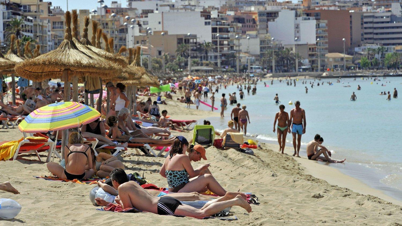 PANIKK: Hotelleierne i Mallorca har fått panikk etter elendige bookingtall før sommerferien.