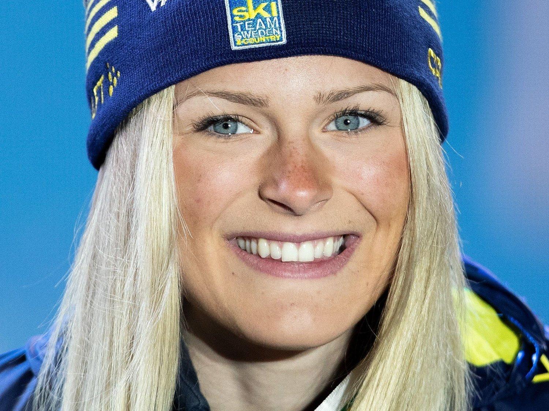 KRISE: Frida Karlsson har gått gjennom en liten krise etter suksessen i VM.