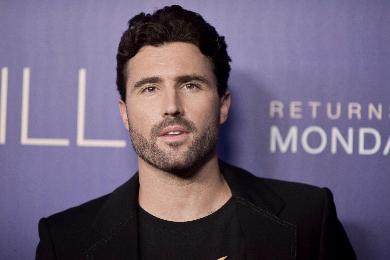 VENNER: Brody Jenner forteller at han fortsatt er glad i ekskona si Kaitlynn.