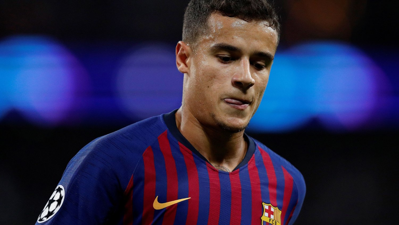 FERDIG: Coutinho forlater Barcelona.