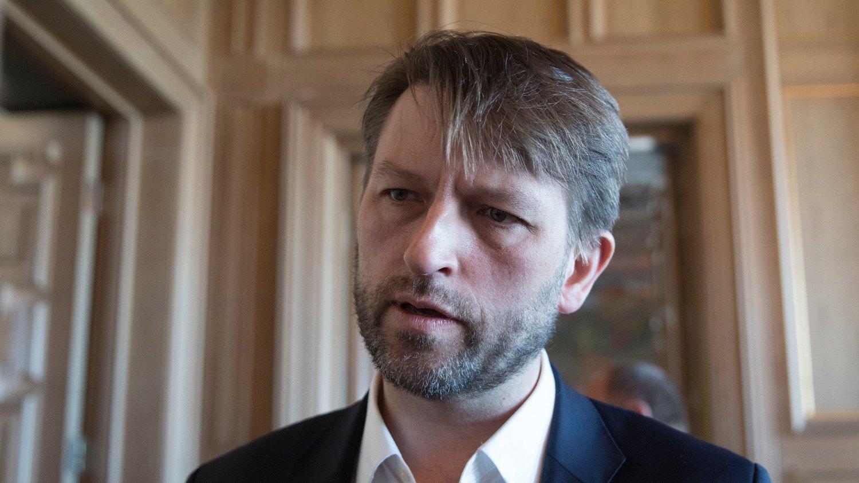 BLØFF: Byrådslederkandidat for Høyre i Oslo, Eirik Lae Solberg, mener MDG kom til dekket bord for sin sykkelsatsing. Han lover nå fortsatt en stor satsing på sykkelveier i hovedstaden om Høyre vinner valget.