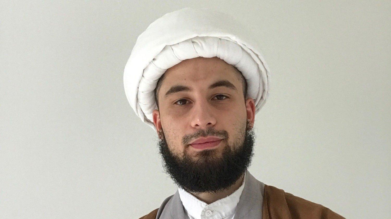 Basel Kadem, imam og stifter av Rafida Norge.