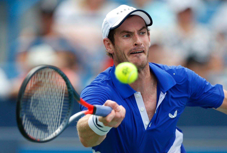Andy Murray skal forsøke å restarte tenniskarrieren på Challenger-nivå. Foto: Gary Landers / AP / NTB scanpix