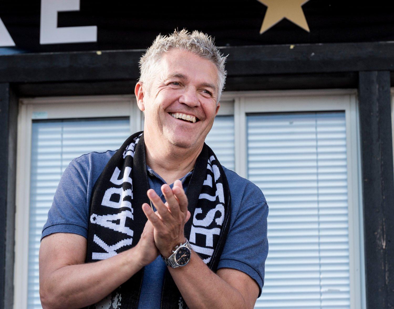 Kåre Ingebrigtsen kunne bokføre en seier lørdag. Foto: Ned Alley / NTB scanpix