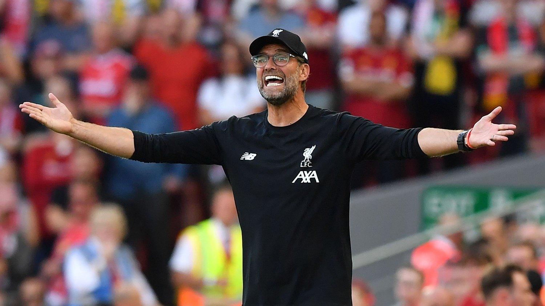 SER FORBEDRINGSPOTENSIALE: Jürgen Klopp var fornøyde med seieren mot Arsenal, men ser allikevel ting som kan forbedres hos Liverpool.
