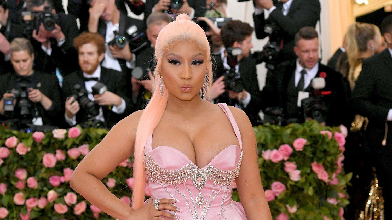 PENSJONERT: Rapartisten Nicki Minaj sier hun er ferdig med musikk-karrieren.