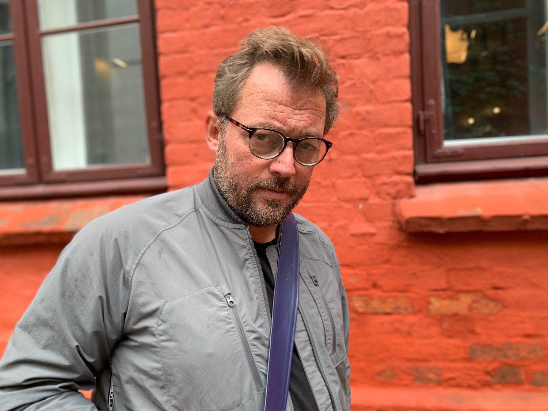 RASER MOT DAB: Leif Synnevåg mener Dab vil ende med et gigantisk mageplask for tre Dab-kanalene NRK, P4 og Radio Norge.