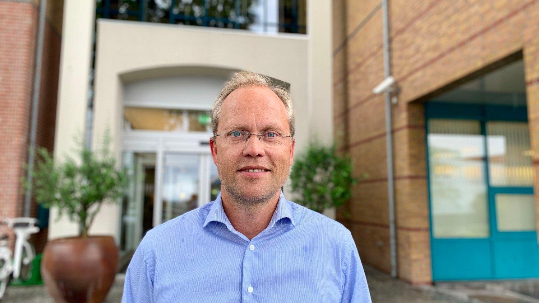 Sjeføkonom Kyrre Knudsen og Sparebank 1 SR-Bank har spurt 800 bedriftsledere om deres forventninger til tiden som kommer.