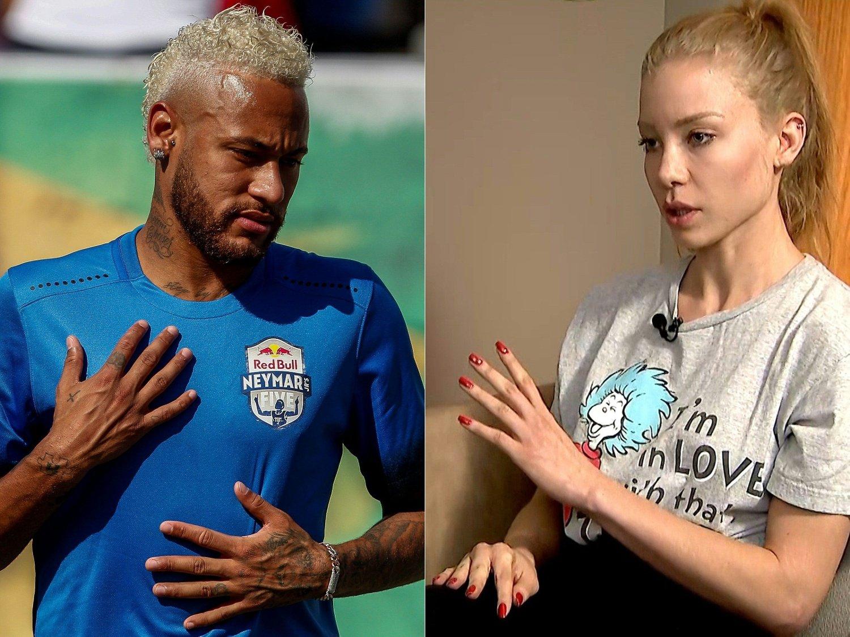 SIKTET FOR SVINDEL: Kvinnen som anklaget Neymar for voldtekt, har selv havnet i politiets søkelys.